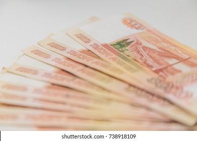 five thousand rubles