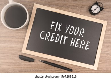 FIX YOUR CREDIT HERE