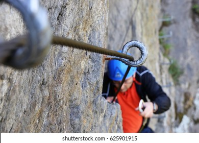 Fixed-rope Route (Via Ferrata)