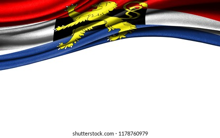 flag of Benelux, with copyspace for text