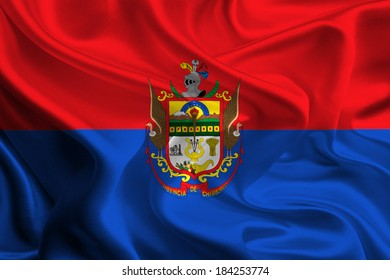 Flag of Chimborazo Province, Ecuador