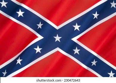 Flag of the Confederate States of America - 1861 to 1865. Since the end of the American Civil War, private and official use of Confederate flag has continued under some controversy.