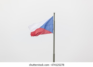 Flag of Czech Republic - Czech Republic Flag