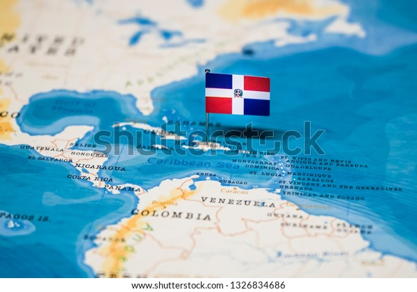 Flag Dominican Republic World Map Stock Photo (Edit Now ... on cancun world map, grenada world map, indonesia world map, cuba world map, ecuador world map, guatemala world map, haiti world map, jamaica world map, aruba world map, panama world map, peru world map, bahamas world map, honduras world map, philippines world map, portugal world map, caribbean map, mexico world map, st. lucia world map, samoa world map,