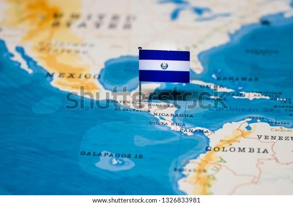 Flag El Salvador World Map Stock Image   Download Now San Salvador On World Map on georgetown on world map, costa rica on world map, el salvador map, cuba on world map, tenochtitlan on world map, recife on world map, panama on world map, tegucigalpa on world map, cabinda on world map, bahamas on world map, altamira on world map, santiago on world map, port of spain on world map, la habana on world map, salvador brazil on world map, arenal volcano on world map, santo domingo on world map, monterey world map, sanaa on world map, conakry on world map,