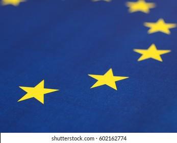 flag of the European Union (EU) aka Europe