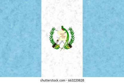 Flag of Guatemala