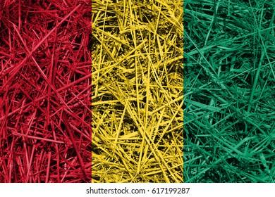 Flag of Guinea