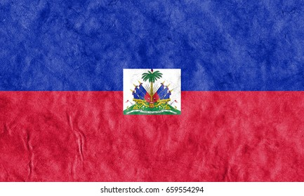 Flag of Haiti