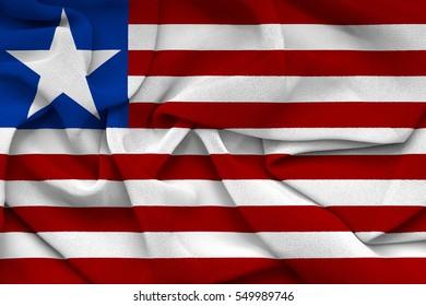 Flag of Liberia