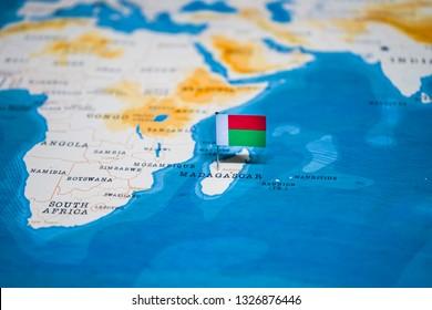 Madagascar Map Pin Images Stock Photos Vectors Shutterstock