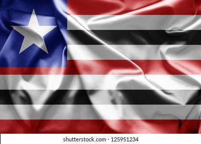 Flag of Maranhao (Brazil)