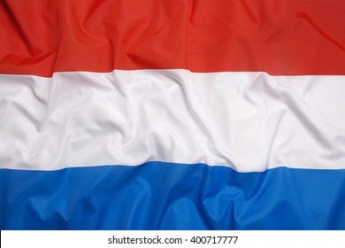 Flag of Netherlands as a background