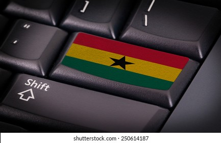 Ghana Flag Stock Photos, Images & Photography | Shutterstock