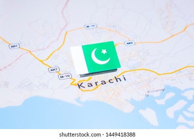 Karachi Map Images, Stock Photos & Vectors | Shutterstock on lahore world map, moscow on world map, paris world map, shanghai on world map, mecca world map, istanbul world map, jerusalem world map, kolkata world map, jakarta world map, cairo world map, pyongyang world map, seoul world map, thar desert world map, buenos aires world map, ulaanbaatar world map, hyderabad world map, taipei world map, colombo world map, damascus on world map, kathmandu world map,