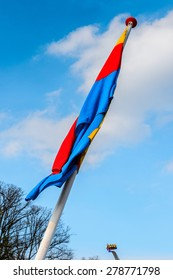 Flag of a province of the Netherlands