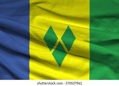 Flag of Saint Vincent Grenadines