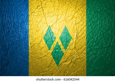 Flag of Saint Vincent and the Grenadines