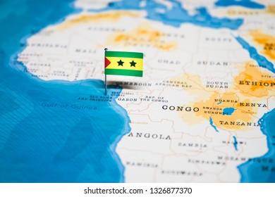 Sao Tome and Principe Map Stock Photos, Images & Photography ... Sao Tome World Map on saudi arabia world map, mauritania world map, laos world map, liberia world map, japan world map, botswana world map, portugal world map, angola world map, switzerland world map, congo world map, norway world map, guantanamo bay world map, burundi world map, peru world map, bangladesh world map, denmark world map, tonga world map, brazil world map, france world map, n korea world map,
