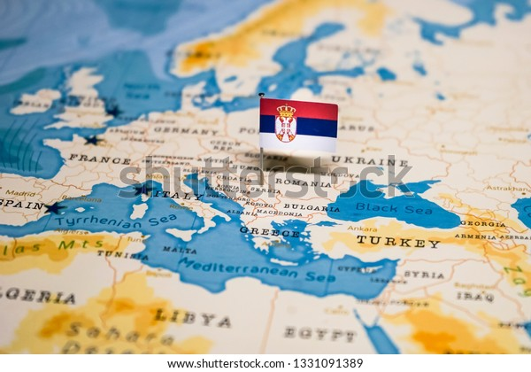 Flag Serbia World Map Stock Photo (Edit Now) 1331091389 on australia map in the world, india map in the world, syria map in the world, jamaica map in the world, norway map in the world, maldives map in the world, nicaragua map in the world, germany map in the world, egypt map in the world, guam map in the world, japan map in the world, united arab emirates map in the world, france map in the world, china map in the world, solomon islands map in the world, belgium map in the world, mexico map in the world, bahamas map in the world, timor-leste map in the world, brazil map in the world,