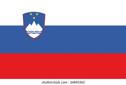 flag of slovenia