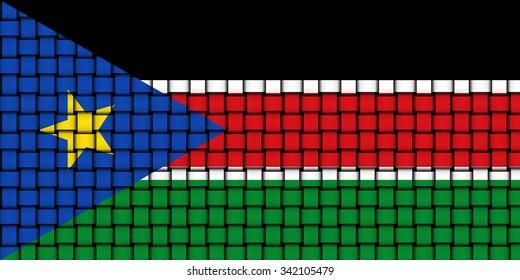Flag of South Sudan