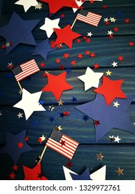 American Flag Coloring Page Images Stock Photos Vectors