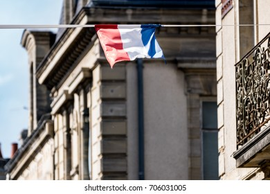 Flag in the streets