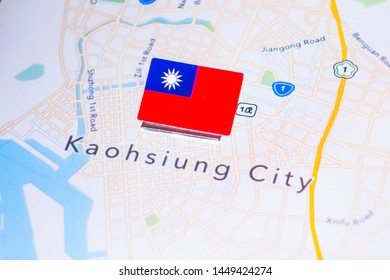 Kaohsiung Map Images, Stock Photos & Vectors   Shutterstock on taipei attractions map, chiayi taiwan map, taiwan on map, monrovia liberia on a map, pingtung taiwan map, taiwan travel map, china taiwan map, taipei china map, taichung taiwan map, taoyuan taiwan map, manila philippines map, tainan taiwan map, taiwan island map, taiwan tourism map, taipei taiwan map, taiwan night markets map, macau taiwan map, asia taiwan map, taipei international airport terminal map, seattle taiwan map,