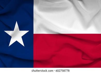 Flag of Texas state (USA)