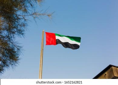 flag of the UAE flag of the United Arab Emirates flag of Dubai