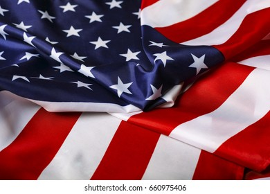Flag of the USA. Independence Day, Labor Day, Veterans Day
