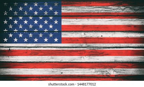 flage america wood texture vintage shabby rustical