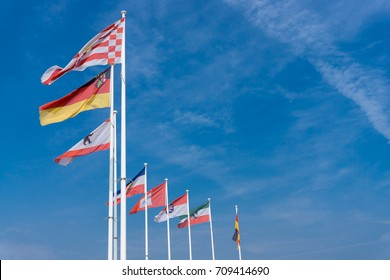 Flags of the German states