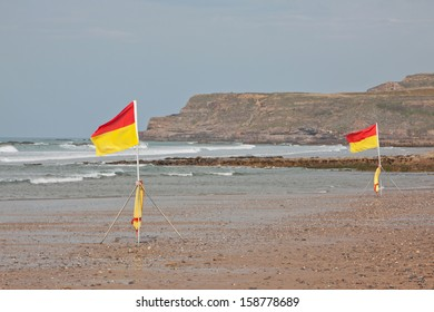 Beach Safety Flags Images, Stock Photos & Vectors | Shutterstock