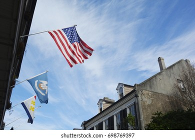 Flags of New Orleans