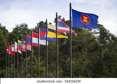 flags of southeast asia countries,ASEAN Economic Community