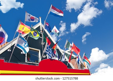 Flags variety