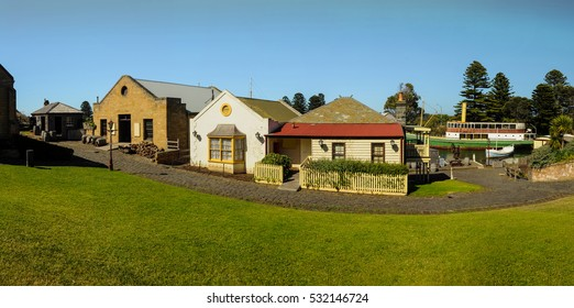 Flagstaff Hill Maritime Museum in Warrnambool.
