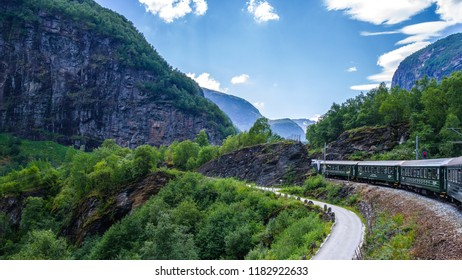 Flam Railway - Norway