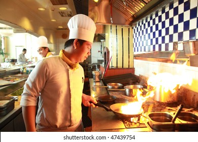 flambe cooking