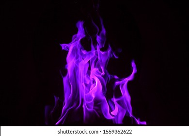 flames purple light abstract background.urple Flames A fractal filtered image of purple flames. Horizontal.