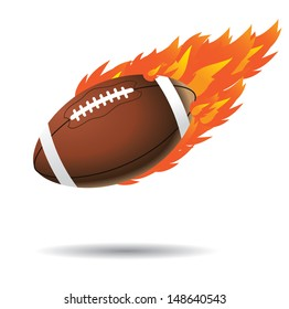flaming football. jpg