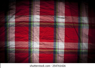 Flannel Fabric Texture or background