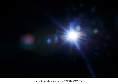 Flash light and Flare theme , Realistic lens flares ,