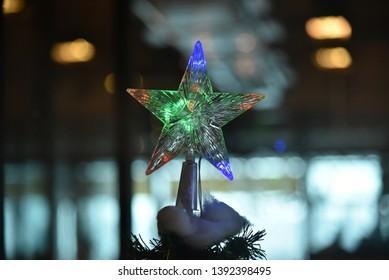 Flashy Star, Glittering Star, Chrimas Star