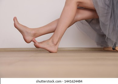 Flat Feet Correction exercises. Posture correction, Physical therapy.