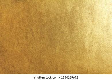 Flat golden texture