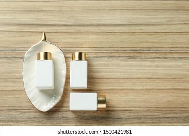 Hotel Bathroom Amenities Images Stock Photos Vectors Shutterstock