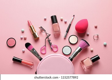 Beauty Salon Pink Images, Stock Photos \u0026 Vectors
